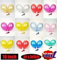 30 X Large PLAIN BALOONS BALLONS helium BALLOONS Quality Party Birthday Wedding