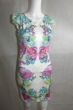 Regular Floral Summer/Beach Stretch, Bodycon Dresses for Women