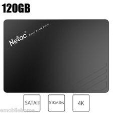 Netac N530S Solid State Drive 2.5 inch SATAIII SSD 120GB