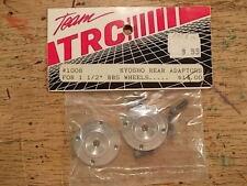 "TRC 1008 Aluminum Wheel Adaptors - Kyosho Rear for 1 /1/2"" BBS Wheels"