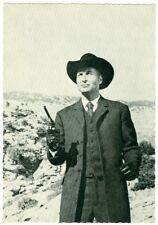Lex Barker originale autografiada mapa CCC/gloria/Grimm/Western rápida