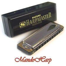 Suzuki Harmonica - MR-200 Harpmaster (KEY OF A) NEW