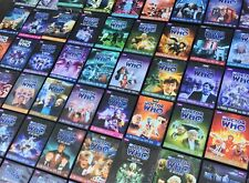 COMPLETE Collection of 157 1st Edition BBC Dr Who Classic DVDs - 234 Discs!