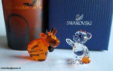Swarovski, Halloween Kris Bear and Halloween Mo., Lim-Edition
