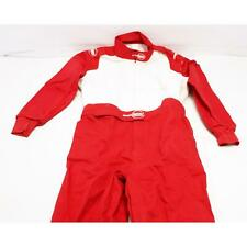 Speedway Red Racing Suit-One Piece-Single Layer, XXL