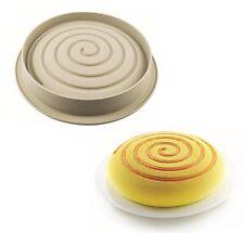 Stampo torta 3D girotondo silicone Silikomart tortiera forno torte mousse Rotex