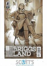 BRIGGS LAND  #3  NM   (NYCC VARIANT)