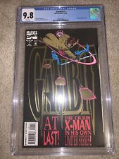 Marvel Comics Gambit Limited Series Issue# 1 2 3 4 Complete CGC 9.8 (1993)