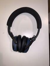 Bose Soundlink Over-Ear Wireless Headphones - Black+blue