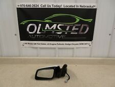 14 17 Chevy SS Driver Side Power Mirror White OEM GM 92264546 Blind Spot Left LH