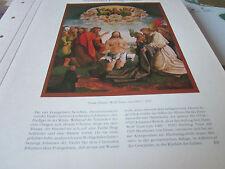 Nürnberg Archiv 3 Kunstgeschichte 3056 Taufe Christi Wolf Traut 1516