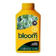 Yellow Bottles Pre Bloom, liter