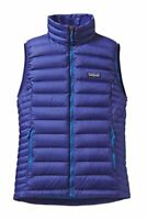 Patagonia Women's Down Sweater Vest Cobalt Blue (Small)