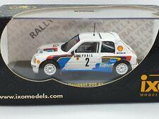 Ixo 1:43 diecast rally cars