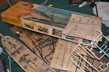 Revell Authentic Kits U.S.S. Kearsarge Civil War Vessel Model Kit H-391:1200