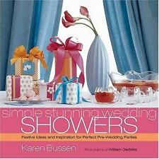 Simple Stunning Wedding Showers NEW! FREE SHIP! PARTIES,THEMES,BUDGET,GAMES