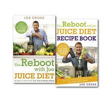The Reboot Juice Diet With Joe Cross 2 Books Collection Set, ( Juice Diet Recipe