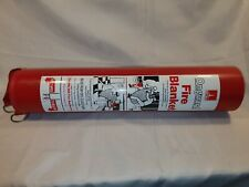 Vintage Onguard Fireblanket Tube (Prop/Display only)  In OK Condition