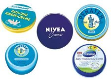 (3,99 €/ 100ml) Penaten Nivea Bübchen Cream or Baby Wound Protection Skin