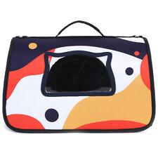 Small Dog Cat Carrier Poratble Pet Travel Sling Shoulder Bag Soft-Sided Crate