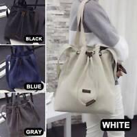 Causal Women's Canvas Handbag Shoulder Messenger Bag Satchel Tote Purse Bags