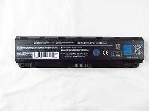 Laptop Battery for Toshiba Satellite L70,L800,L805,L830,L835,L840,L845,L855,L870