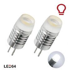 2 ampoules HP24 à LED allu Blanc  Feux de jour / feux diurnes pour Peugeot  3008
