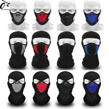 Balaclava Motorcycle Winter Ski Cycling Full Face Mask Cap Hat Cover Windproof