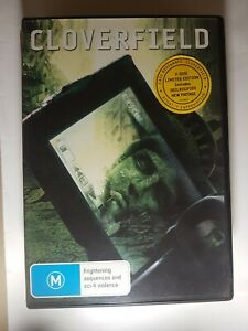 Cloverfield  2008 Action Horror Sci-fi Mike Vogel Jessica Lucas Lizzy Caplan dvd