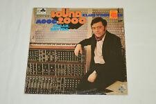 KLAUS WUNDERLICH Sound 2000 Moog Organ Rhythm LP 1973 NEW SEALED Ace of Clubs