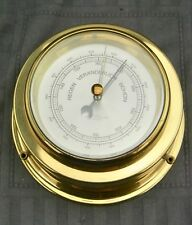 schönes Barometer Wempe Hamburg