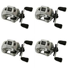 4 Each Daiwa Line Counter Reels Accudepth Plus 17Lcb, For Pulling Crank Baits