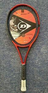 Dunlop CX 200 OS 2021 Model Tennis Racquet FREE STRINGING Free Strings