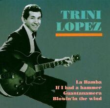 Trini Lopez - Same /LA BAMBA BLOWIN IN THE WIND GUANTANAMERA BESAME MUCHO VOLARE