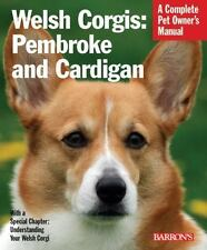 Welsh Corgis: Pembroke and Cardigan (Complete Pet Owner's Manuals)-ExLibrary