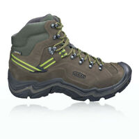 Keen Galleo Mid Mens Brown Waterproof Hiking Camping Boots Shoes