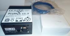 KWMATIK ART-NET DMX512 gate 'Pro-myk v1.2' p12r50A