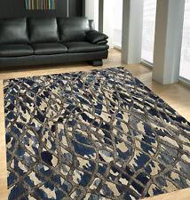 Silk Soft Aquarell Floor Rug Patterned Modern Designer Carpet 160x230cm U3