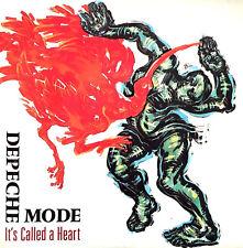 """Depeche Mode 7"""" It's Called A Heart (Vogue – 102100) - France (VG+/VG+)"""