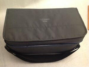 Philips Respironics DreamStation CPAP Travel Bag Carrying Case Gray (BAG ONLY)