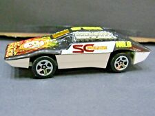 "BLACK SIDE KICK NO.8 SC POLICE""SERPENT CYCLONE""LOOSE HOT WHEELS 1/64 DIECAST CAR"