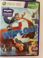 Xbox 360 Game Wipe Out Requires Kinect Sensor A11