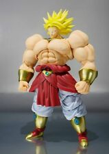 NEW S.H. Figuarts Dragonball Z Broly Figure Tamashii Bandai Exclusive