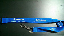 PlayStation E3 Experience 2016 Lanyard New RARE