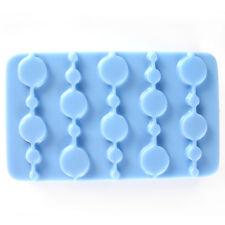 Beads on String -  heavy duty Sheet Soap Mold