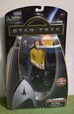 "PLAYMATES Star Trek 6"" Warp Collection Kirk Action Figure"