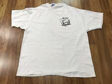 Xl - Vtg 90s Calvin and Hobbes Drinking Drunk Single Stitch Hanes T-shirt Usa