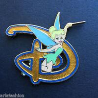 WDW - Where Dreams Come True - Disney D - Tinker Bell Disney Pin 49882