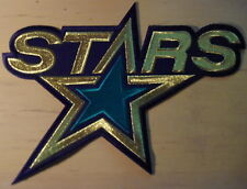 """Dallas Stars Embroidered Crest Patch 13"""" X 9"""""""