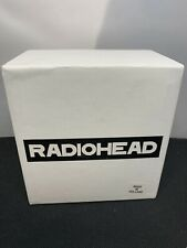 Used Radiohead Album Box Set Limited Edition CD 2007, Missing 2 Discs